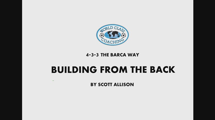 Coaching the Barcelona 433 Attacking – Coaching Soccer Tactics